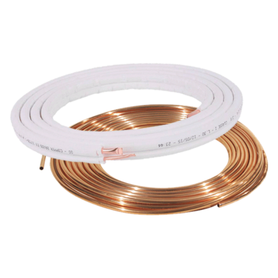 Tubo de cobre para refrigeración