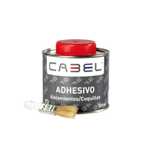 Adhesivo aislante coquillas 500ml. Cabel 3226