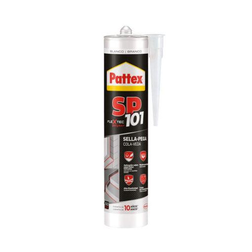 Adhesivo sellador blanco Pattex SP101 2024184