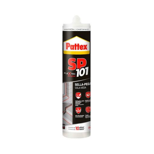 Adhesivo sellador marrón Pattex SP101 2024386