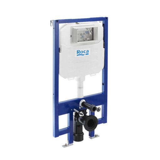 Bastidor Roca Duplo WC Compact con cisterna doble descarga A890080020