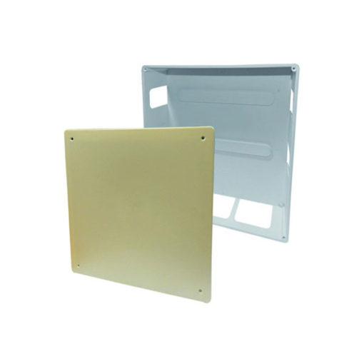 Caja plástica colectores Uponor Q&E