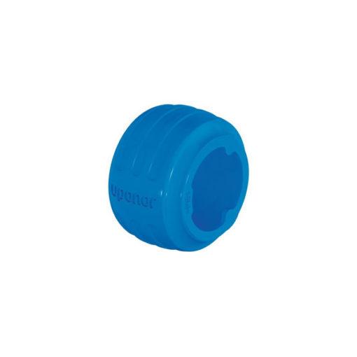 Casquillo polietileno Uponor Q&E Azul