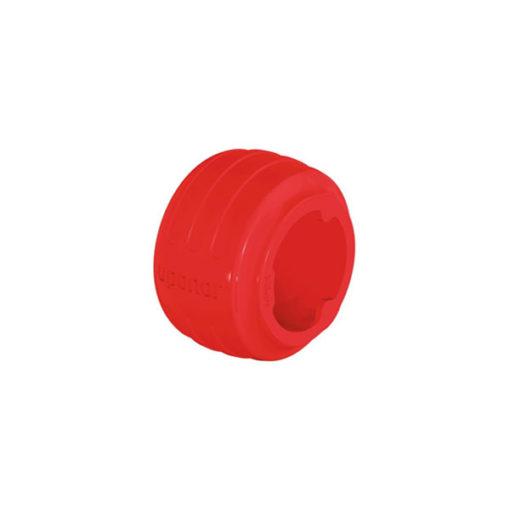 Casquillo polietileno Uponor QE Rojo