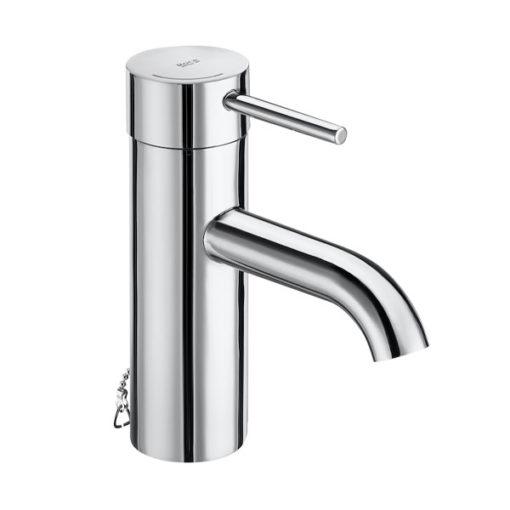 Grifo de lavabo Roca Lanta con tragacadenilla A5A3111C00