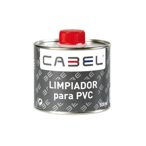 Limpiador para PVC 500ml. Cabel 209