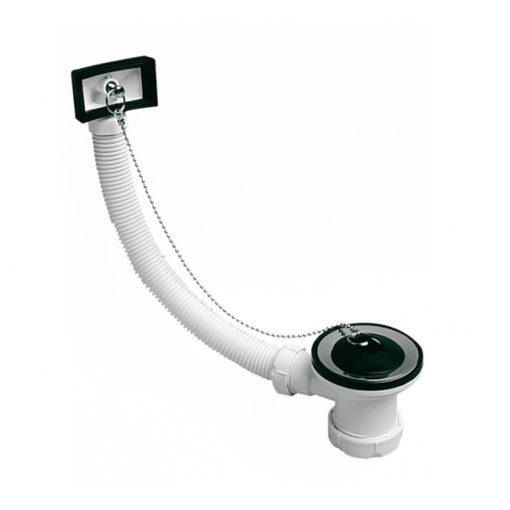Válvula desagüe con rebosadero flexible Jimten S 51