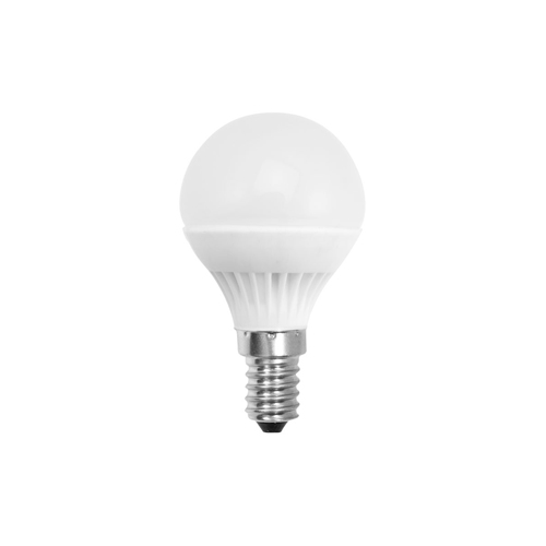 prilux lampara esferica led 5w e14 6500k 648042685