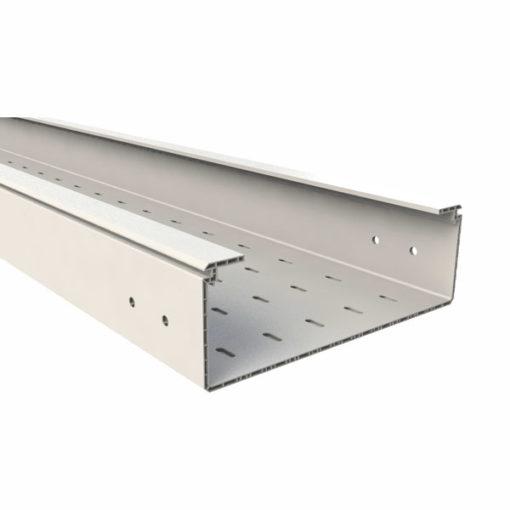 Bandeja perforada PVC Basor BPI H100 201162
