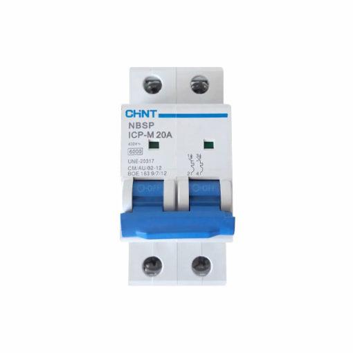 Chint interruptor control de potencia 6000A 2P