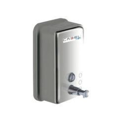 Dosificador de jabón Cabel inoxidable brillo 03001.CABEL.B