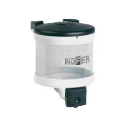 Dosificador de jabón Nofer Basic 03018.W