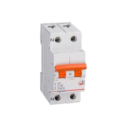 Interruptor magnetotérmico Legrand RX3 419925