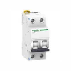 Interruptor magnetotérmico Schneider Acti9 A9K17606
