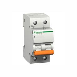 Interruptor magnetotérmico Schneider Domae 12508