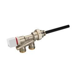 Válvula monotubo termostatizable estándar Orkli 52730