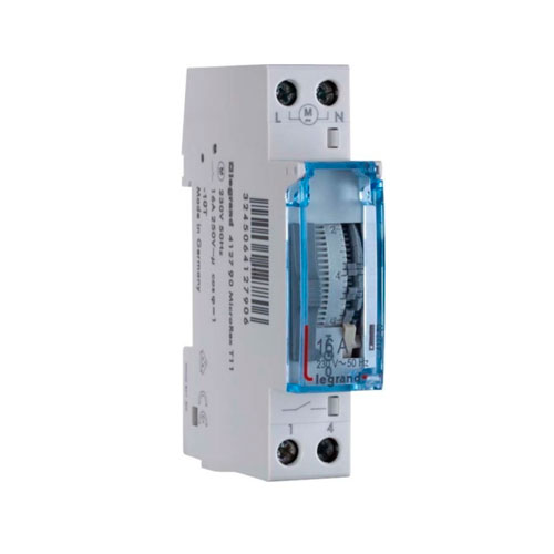 legrand interruptor horario manual c res 715168614