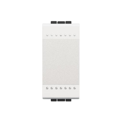 Bticino-Living-Light-Conmutador-estrecho-16A-blanco