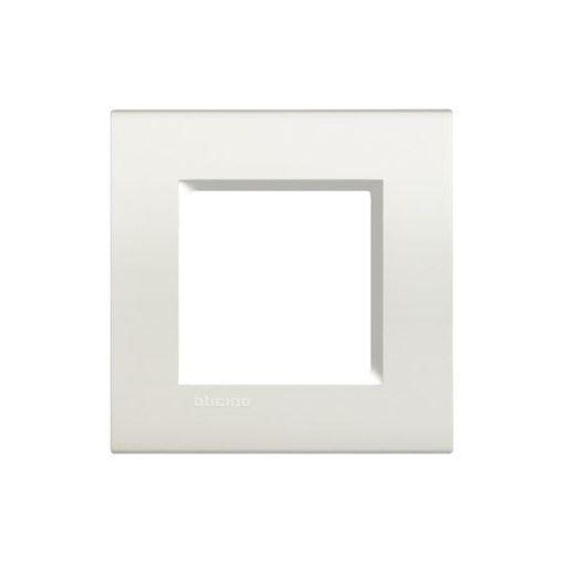 Bticino-Living-Light-marco-1-elemento-blanco