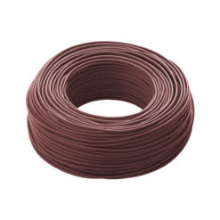 Cable-PVC-CPR-1x2-5-Marron