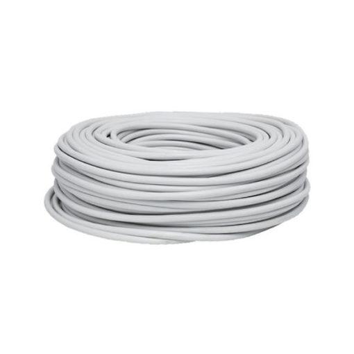 Cable Manguera VV-F 2x1 blanca