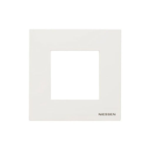 Niessen-Zenit-marco-1-elemento-blanco