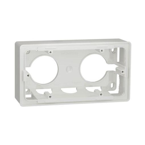 Schneider-new-unica-caja-superficie-2-elementos