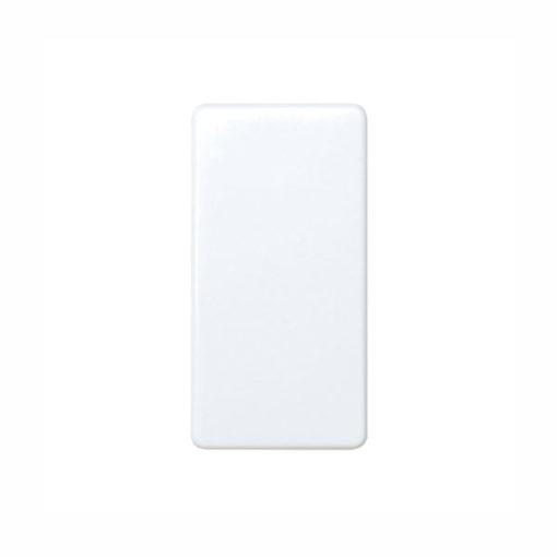 Simon-27-Play-Interruptor-estrecho-10-AX-250V-Blanco
