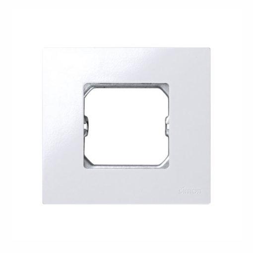 Simon 27 marco compacto 1 elemento blanco