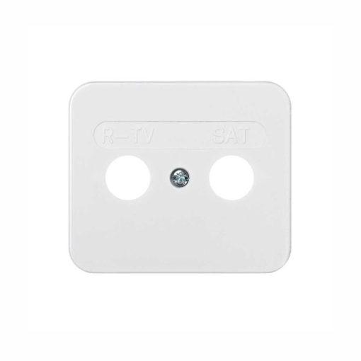 Placa R-TV y SAT Simon 75 75097-30