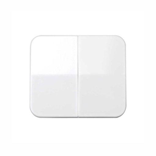 Simon-75-Tecla-doble-mecanismos-blanco