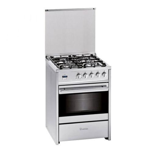 Cocina de gas Meireles G 610 X