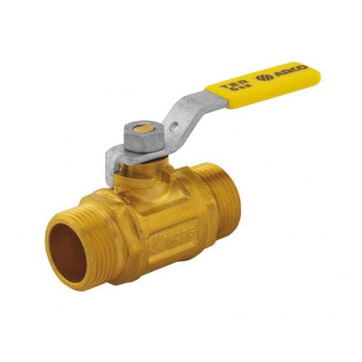 Válvula de gas Arco Ter palanca M-M