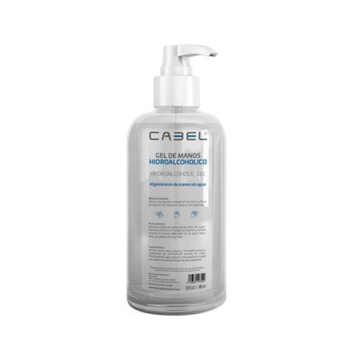 Gel de manos hidroalcoh'olico Cabel 500 ml